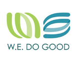 W.E. Do Good Logo