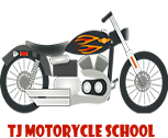 TJ Motorcycle School Logo