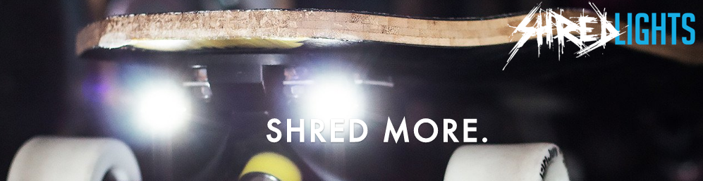 Shredlights, Launched in 2016